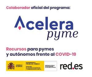 Quanter participa en el programa de Acelera Pyme
